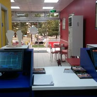 Photo taken at Domino's Pizza by Mustafa D. on 5/18/2014