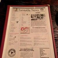 Photo taken at Turntable LP Bar & Karaoke by Danny C. on 2/23/2017