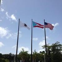 Photo taken at Torre Municipal De San Juan by Calvin X on 7/8/2014