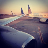Photo taken at Newark Liberty International Airport (EWR) by Peter H. on 7/16/2013