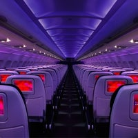 Photo taken at Virgin America by Peter H. on 11/6/2012