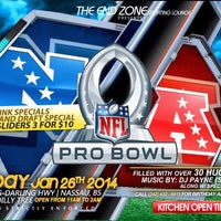 Photo taken at The End Zone Sporting Lounge by Dj P. on 1/27/2014
