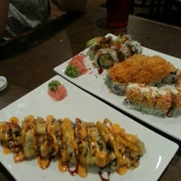 Photo taken at Umi Japanese Steak House & Sushi Bar by Stacey M. on 6/18/2013
