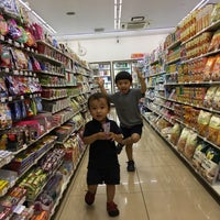 Photo taken at 7-Eleven by サクヤマ イ. on 7/12/2017
