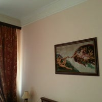 Photo taken at Барышкофф Отель / Baryshkoff Hotel by Ekaterina P. on 6/14/2014