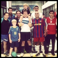 Photo taken at Futbox Futsal Center by Fernando S. on 6/6/2013