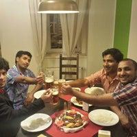 Photo taken at Keralam Indian Bar & Restaurant by Sanjeev P. on 7/6/2014