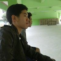 Photo taken at โรงเรียนตะกั่วป่า เสนานุกูล by Tangaek F. on 12/29/2013