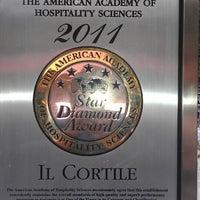 Photo taken at Il Cortile by John P. on 4/26/2013
