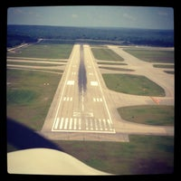 Photo taken at T.F. Green Airport (PVD) by Matt E. on 7/4/2013