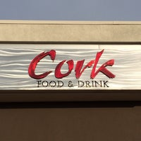 Photo taken at Cork Food & Drink by Bobby S. on 7/14/2014