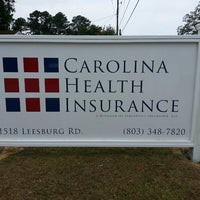 Photo taken at Carolina Health Insurance by Mandie I. on 9/25/2013