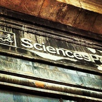 Photo taken at Sciences Po by Jaime T. on 3/9/2013