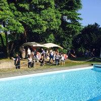 Photo taken at Bornato by Fabrizio B. on 5/18/2014