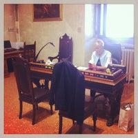 Photo taken at Palazzo della Loggia by Fabrizio B. on 6/24/2013