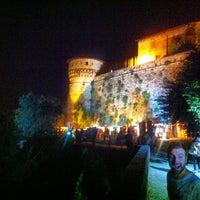 Photo taken at Castello di Brescia by Fabrizio B. on 7/27/2013
