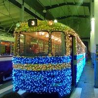 Снимок сделан в Музей городского электрического транспорта пользователем Azamat 5/19/2013