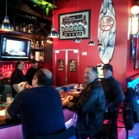 Photo taken at 381 Main Bar & Grill by Max on 2/9/2013