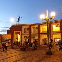 Photo taken at Chorro de Quevedo by Daniel C. on 4/21/2013