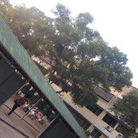 Photo taken at Xavier University -Ateneo de Cagayan High School by Kristian M. on 3/15/2016