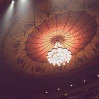 Photo taken at Shrine Auditorium & Expo Hall by Josh N. on 10/10/2013