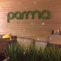 Снимок сделан в Parma пользователем Катюша💕 З. 11/28/2013