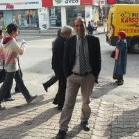 Photo taken at Çınar Altı Cafe by Doğan G. on 7/17/2014