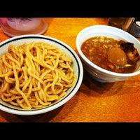 Photo taken at 麺奏 ハモニカ by まんのじ on 10/28/2012