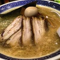 Photo taken at 麺奏 ハモニカ by まんのじ on 12/14/2012