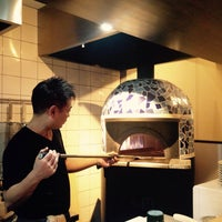 Photo taken at Kitchen bar chiki-chiki by gabacho5 D. on 2/5/2015