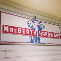 Photo taken at MacBeath Hardwoods by Stephanie H. on 4/26/2014