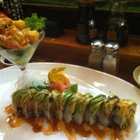 Photo taken at Furin Sushi by Amelia F. on 7/27/2013