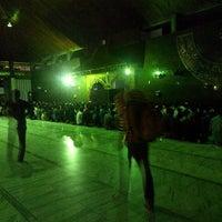 Photo taken at Masjid Agung Baiturrahman Simpang 5,Semarang by Dobelki ❤. on 12/1/2013