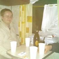 Photo taken at Станція «Моринці» by Hlib B. on 12/31/2014