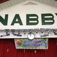 Photo taken at Camp Nabby by Rita B. on 7/12/2013