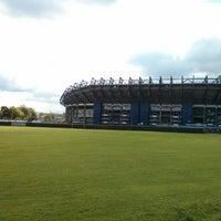 Foto tirada no(a) Murrayfield Stadium por Posco Tso em 5/21/2013