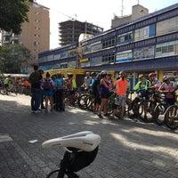 Photo taken at Plaza Luis Brión by Hector I. on 9/24/2017