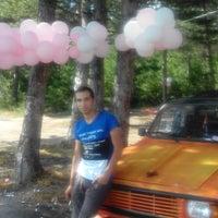 Photo taken at Manzara Stand by Özkan Ö. on 7/22/2014