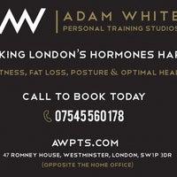 Photo taken at Adam White Personal Training Studios by Adam White Personal Training Studios on 11/23/2013