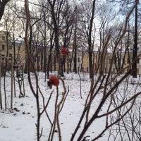 Снимок сделан в Сад Фонтанного дома пользователем Янна С. 12/23/2014