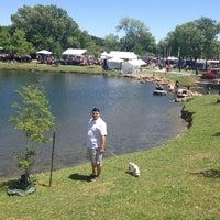 Photo taken at Cottonwood Park by Plenty W. on 5/4/2013