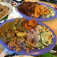 Photo taken at Island Spice Jamaican Restaurant by Morrell L. on 4/23/2013
