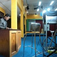 Photo taken at Studio LNG TV Bontang by Ricardo b. on 6/26/2013