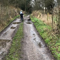 Photo taken at Wheathampstead Fields by Kempy on 3/31/2018