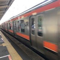 Photo taken at Platform 3 by saitamatamachan on 7/7/2018
