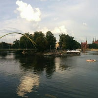 Das Foto wurde bei Ostrów Tumski von Oksana G. am 5/30/2016 aufgenommen