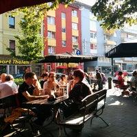 Photo taken at Schmalbauch by Oksana G. on 7/26/2014