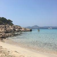 Photo taken at Sapientza Island by nikili_ on 8/11/2017