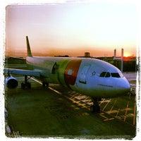 Photo taken at Lisbon Humberto Delgado Airport (LIS) by Marcelo C. on 6/27/2013