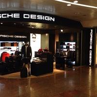 Photo taken at Porsche Design Store by Sandy-Marc B. on 9/10/2014
